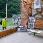 Koutek Malého strážce na oslavách Světového dne strážců na Skalním Mlýně 2017