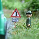 Igráček Strážce Jirka chrání sysly ohrožené silniční dopravou