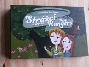 Park Rangers board game