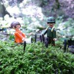 Igráček Strážce Jirka a dřevnatka dlouhonohá
