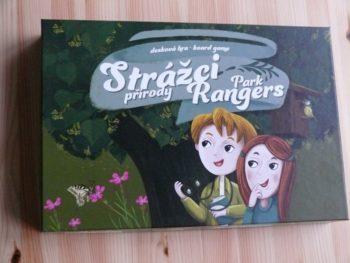 Park Rangers board game