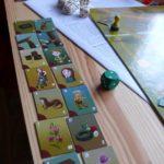Desková hra Strážci přírody - kartičky událostí